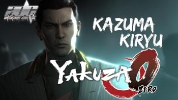 Yakuza O Kazuma Kiryu Trailer
