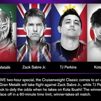 Cruiserweight Classic Finale Tomorrow On The WWE Network