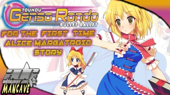 ADG Plays Touhou Genso Rondo: Bullet Ballet