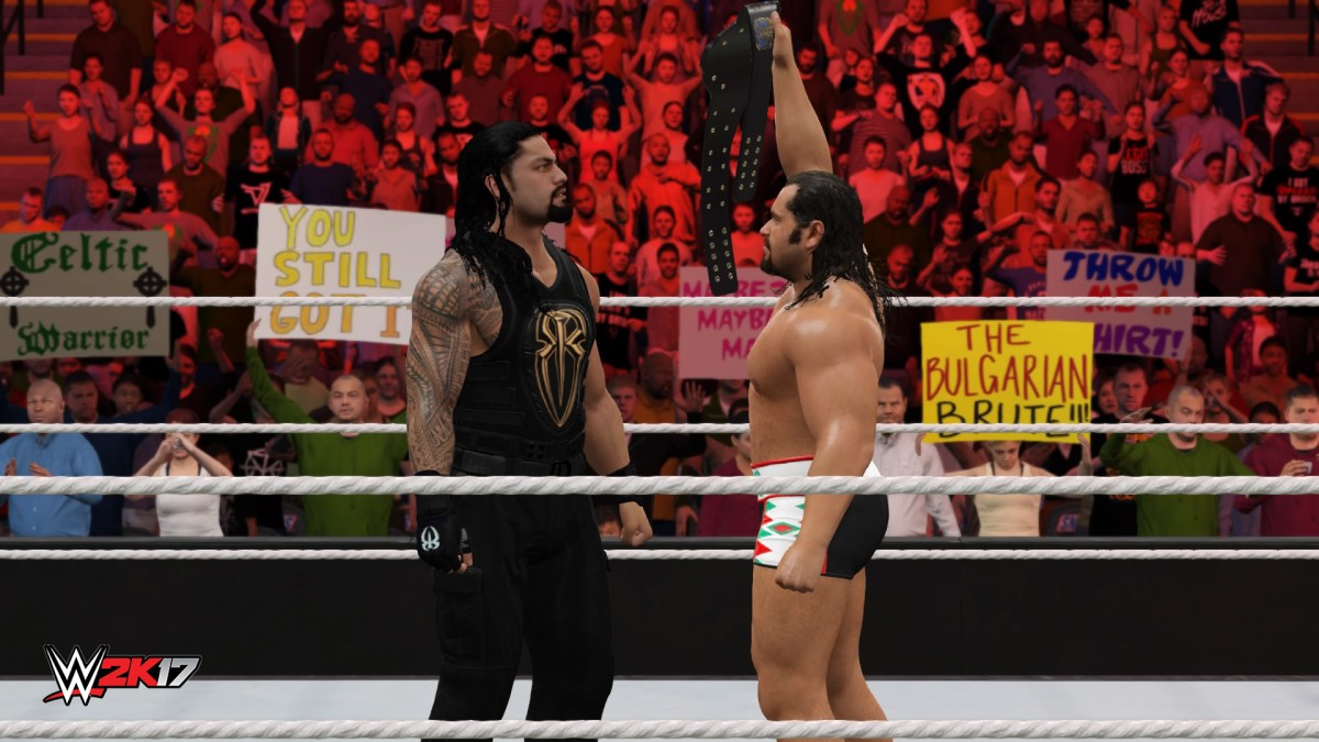27 WWE 2K17 Universe Mode Images And My Thoughts On The Latest Details