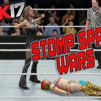WWE Games Online Episode 7: Stomp Spam Wars
