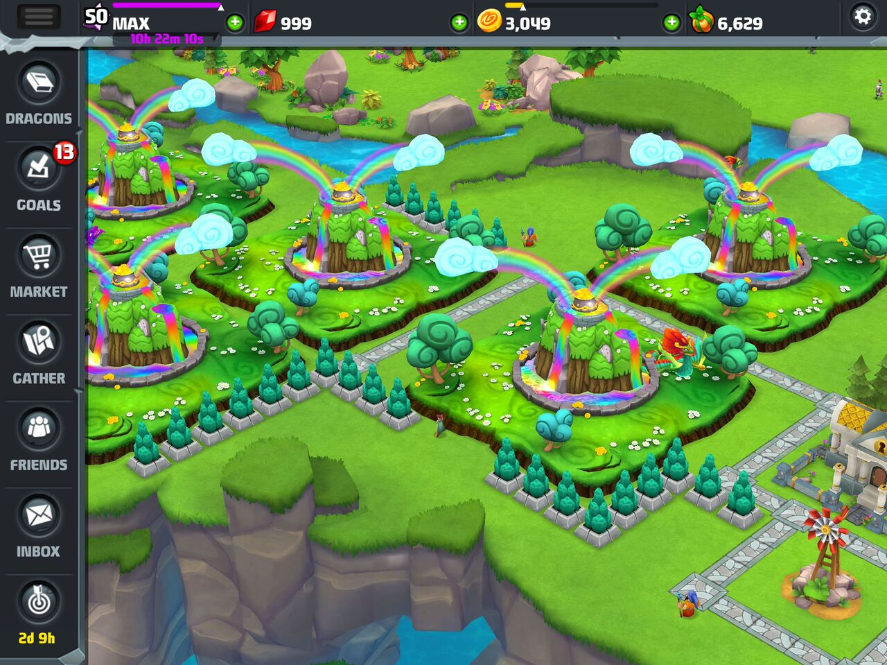 New Mobile Game 'DragonVale World' Now Available on iOS ...