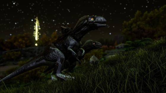 megalosaurus-hunting