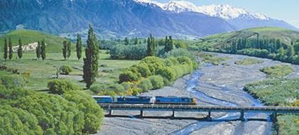christchurch-to-greymouth-train