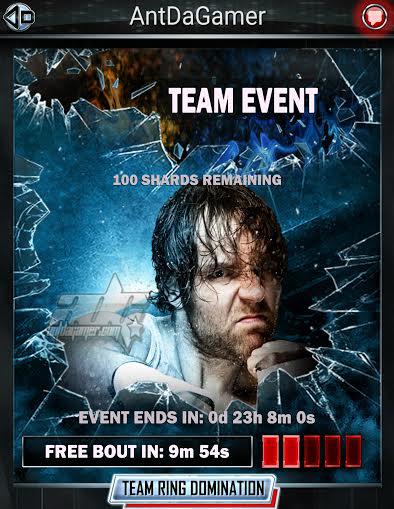 team-ring-domination-dean-ambrose-event