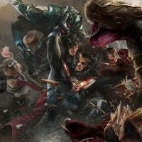 Injustice 2: Shattered Alliances Part 1 Trailer And A New Poster Art