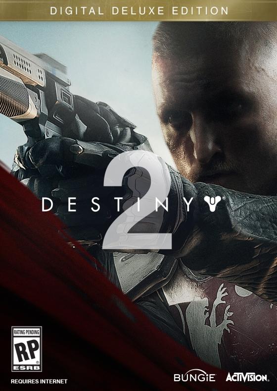 Destiny 2 - Digital Packshot - 2D - Digital Deluxe Edition - GEN