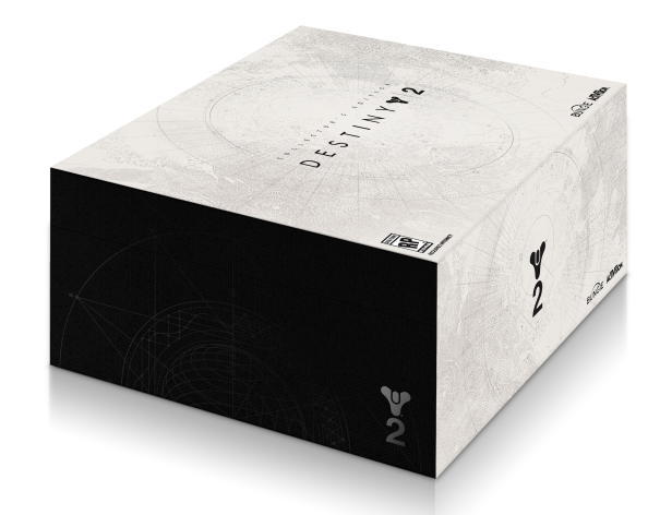 Destiny 2 - Packshot - 3D - Collector's Edition - GEN - Hi Res