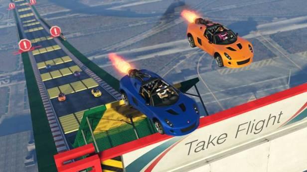 GTA Online Ruston 1