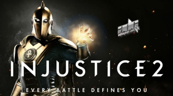 Injustice 2 Introduces Dr. Fate Trailer