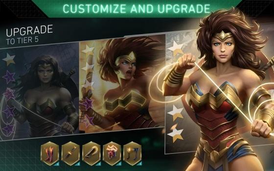 Injustice 2 Mobile Art_Customize Image