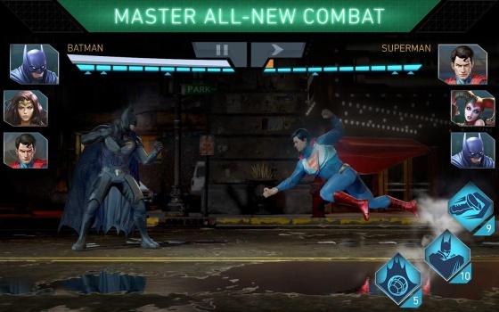 Injustice 2 Mobile Art_Master_Art_Image