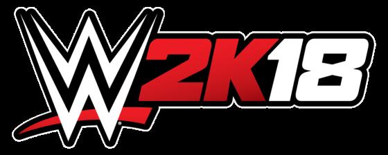 WWE2K18 Logo