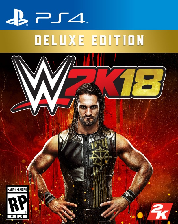 WWE2K18 PS4 Digital Edition FOB
