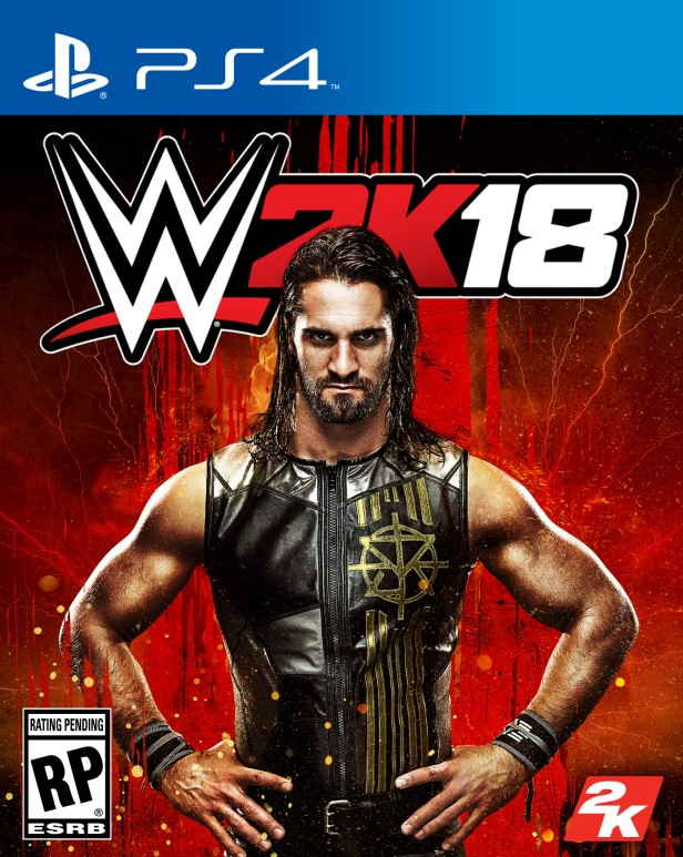 WWE2K18 PS4 Standard Edition FOB