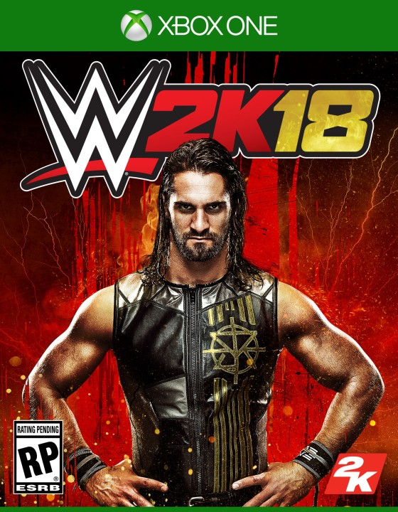 WWE2K18 XB1 Digital Edition FOB