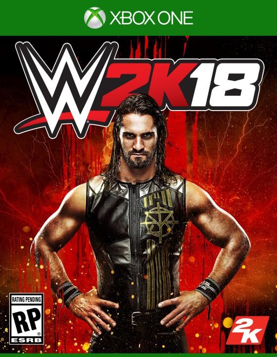 WWE2K18 XB1 Standard Edition FOB