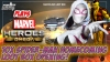 Marvel Heroes Omega 10X Spider-Man Homecoming Loot Box Opening And Spider-GwenGameplay