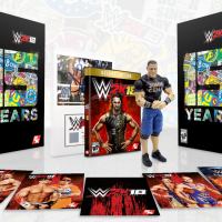 WWE 2K18 Cena (Nuff) Edition Announcement And Details