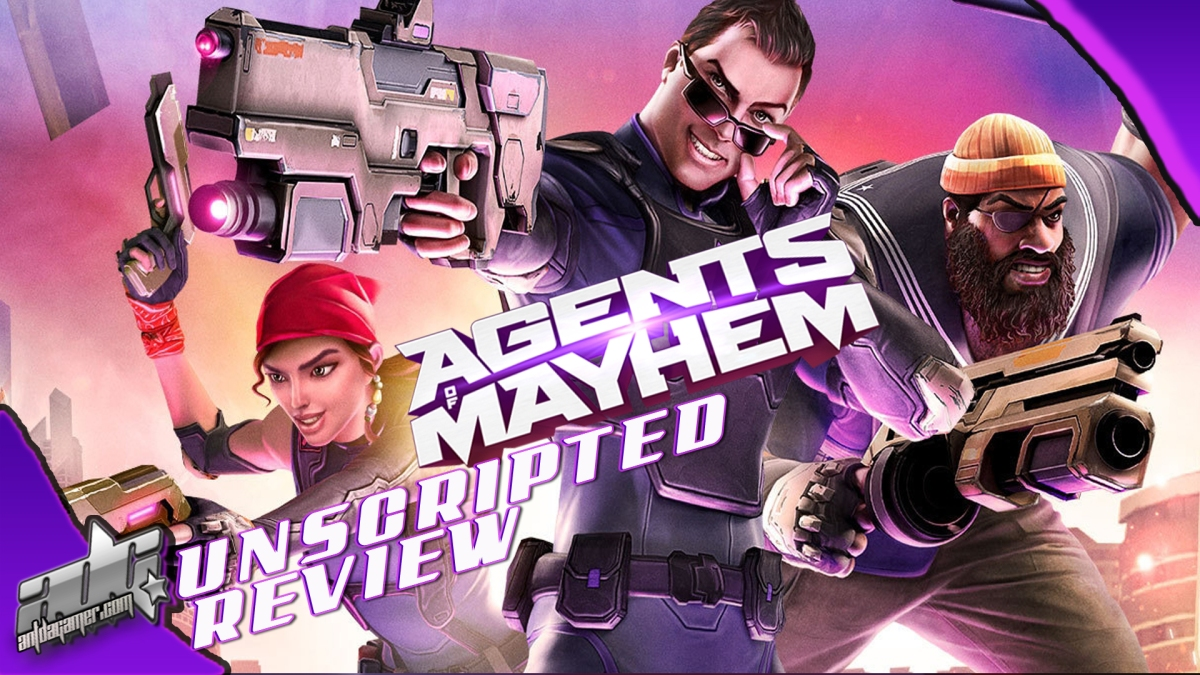 Agents Of Mayhem Unscripted Review