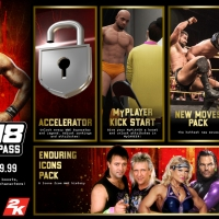 WWE 2K18 Season Pass & DLC Lineup Details & Images
