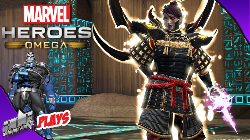 ADG Plays Marvel Heroes Omega: Age Of Apocalypse Event