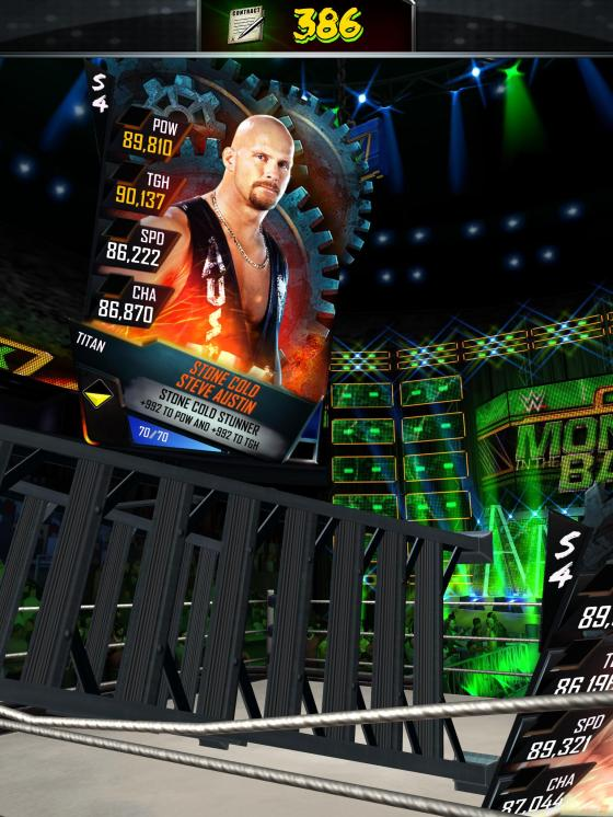 WWE SuperCard Launch 5