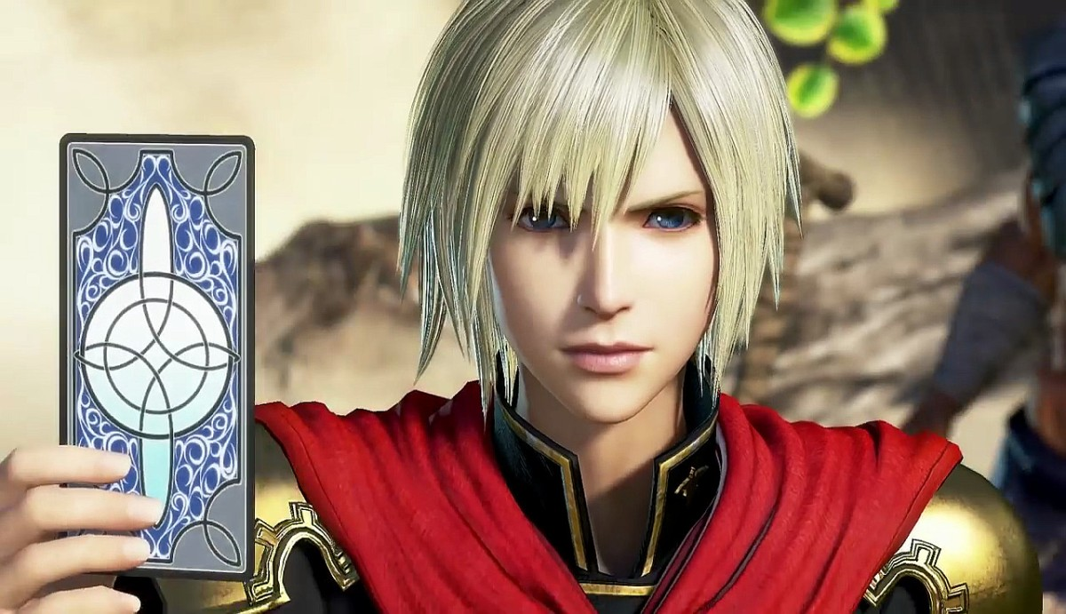 Dissidia Final Fantasy NT Ace Grade A Gameplay