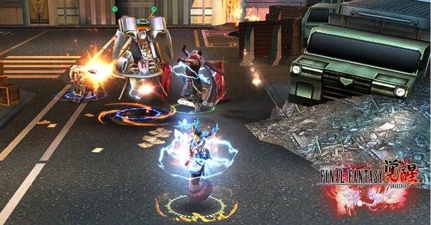 Final Fantasy Awakening Screenshot (1)