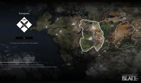 Conqueror's Blade Screenshot Evergreen