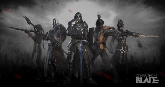 Conqueror's Blade Header