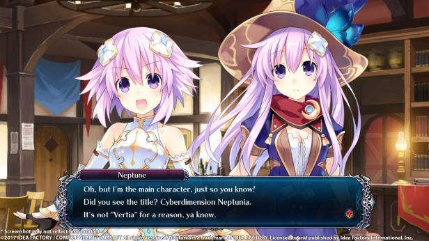 Cyberdimension Neptunia 4 Goddesses Online Arrive On Steam PC Pics Screenshots (1)