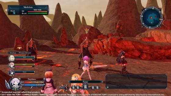 Cyberdimension Neptunia 4 Goddesses Online Arrive On Steam PC Pics Screenshots (2)