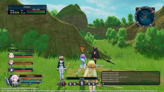 Cyberdimension Neptunia 4 Goddesses Online Arrive On Steam PC Pics Screenshots (3)