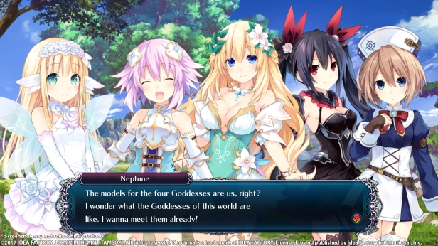 Cyberdimension Neptunia 4 Goddesses Online Arrive On Steam PC Pics Screenshots (5)