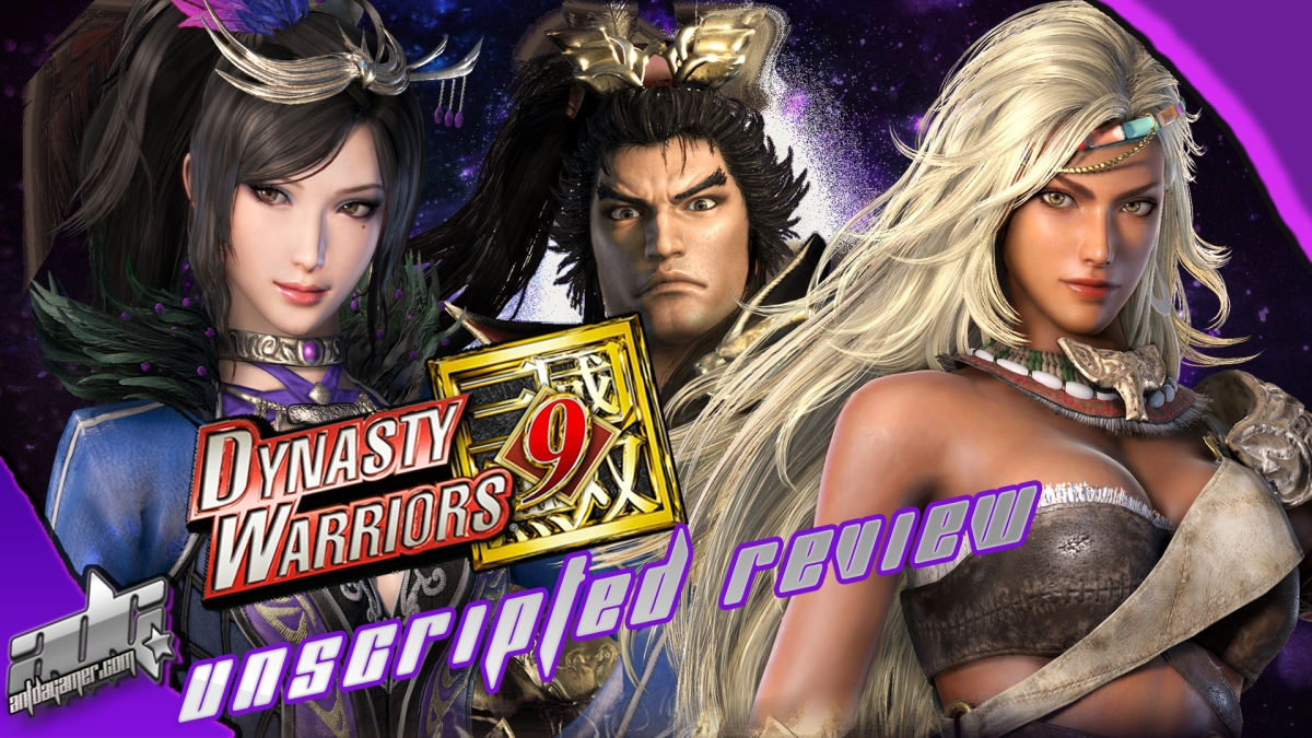 Dynasty Warriors 9 Unscripted Review