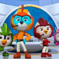 Nickelodeon And Hasbro Announce New Animated Preschool Series, Top Wing