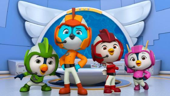 Top Wing Characters Nickelodeon