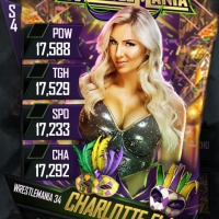 WWE SuperCard Season 4 Update 3 Wrestlemania 34 Tier Preview Details Free Packs & More
