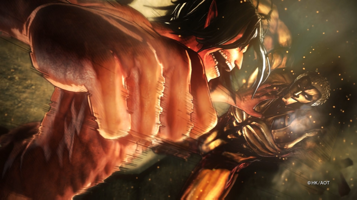 ATTACK ON TITAN 2 Launch & Opening Trailer Plus Details
