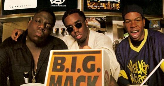 Bad Boy B.I.G. Mack Advert
