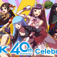 SNK Turns 40! Celebrate With Them At PAX East!