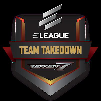 Tekken E-League TBS Logo