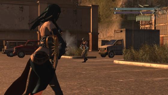 Bullet Witch - Screenshot01