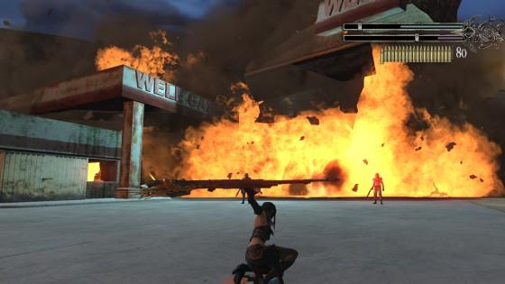 Bullet Witch - Screenshot02
