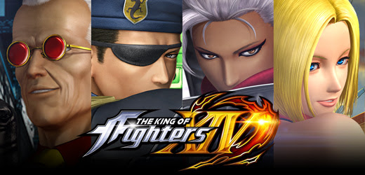 King Of Fighters XIV DLC Header