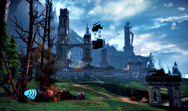 TERA CORSAIRS STRONGHOLD SCREENSHOTS CONSOLE (1)