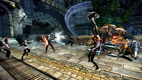 TERA CORSAIRS STRONGHOLD SCREENSHOTS CONSOLE (3)