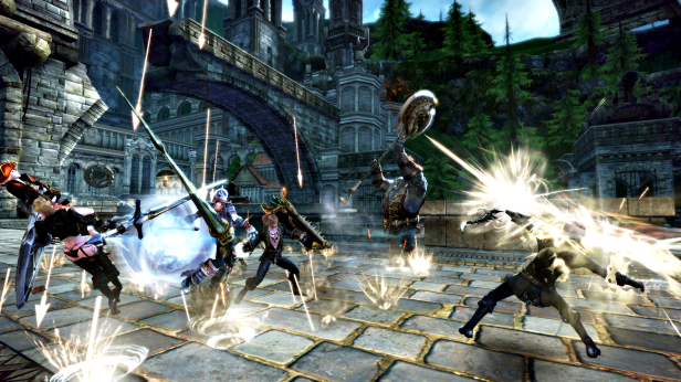 TERA CORSAIRS STRONGHOLD SCREENSHOTS CONSOLE (4)