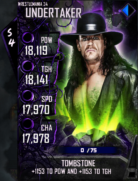 WWE SuperCard Spring Into The Wring Wrestlemania 34 _51223_04_Undertaker